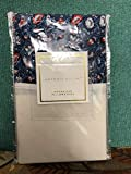 Antonio Melani Two Oversize Queen Standard Pillowcases Liberty Fabric Forest Road