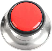 uxcell® Lid Knobs Pans Pots Cover Lids Replacement Plastic Knob Handle Heat Resistance for Kitchen Cookware Cover Red