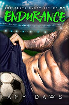 Endurance (Harris Brothers Book 2) by [Amy Daws]