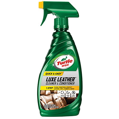 Turtle Wax T-363A Leather Cleaner & Conditioner - 16 oz.