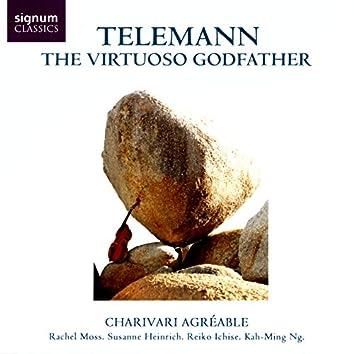 Telemann: The Virtuoso Godfather