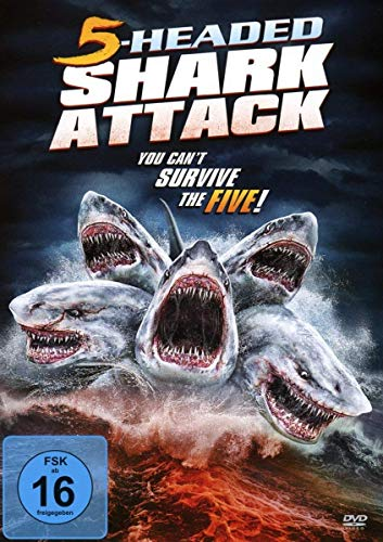 5-Headed Shark Attack (Uncut)