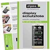 dipos I 2X Schutzfolie matt kompatibel mit Allview V2 Viper Xe Folie Bildschirmschutzfolie