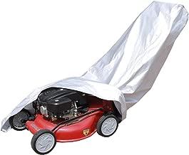 kayme Push Lawn Mower Cover Waterproof, 4 Layers Heavy Duty Mower Tarp, Outdoor Sun Snow Uv Rain Dust Protection, Universal Fit