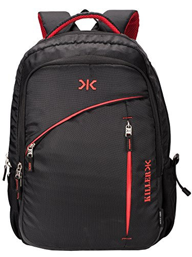 Killer Louis 38L Large Laptop Backpack with 3 Compartments B