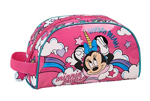 Safta 812012824 Neceser Adaptable Carro Minnie Mouse