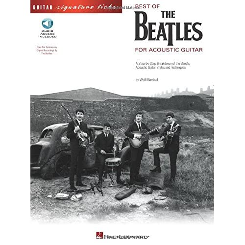 Amazon Best Of The Beatles For Acoustic Guitar Guitar