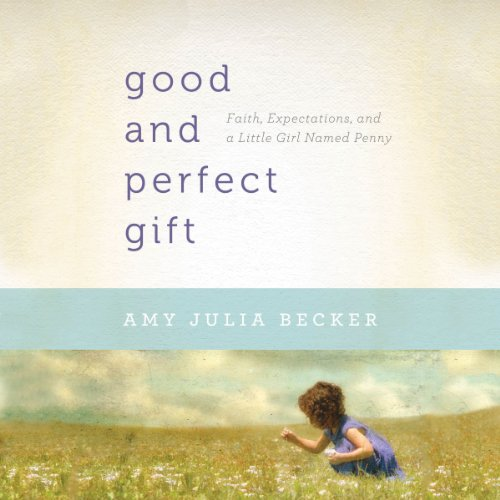 A Good and Perfect Gift audiobook cover art