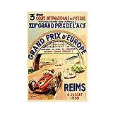 Motorsport Grand Prix D Europe Reims 5. Juli 1959