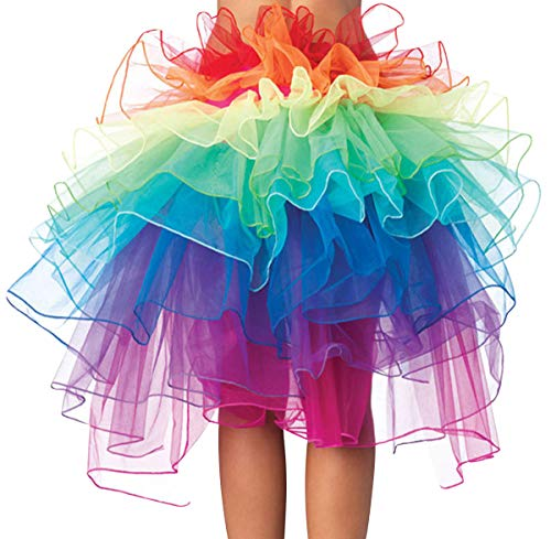 Falda Tutu Mujer Faldas de Tul Largas Falda Tul Disfraz Fiesta Larga...
