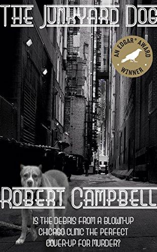 The Junkyard Dog (Jimmy Flannery Mysteries Book 1)