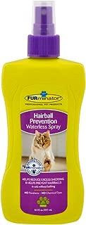 Furminator Hairball Prevention Waterless Cat Spray