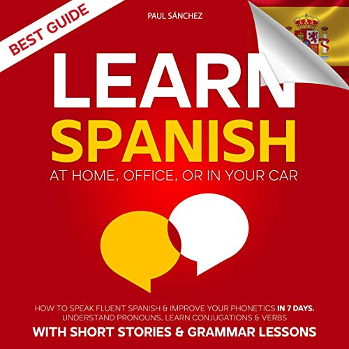 Learn Spanish at Home, Office, or in Your Car  By  cover art