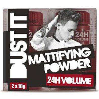 Schwarzkopf Osis - Dust It Doppelpack Dust It Doppelpack - Volumenpuder für den stärksten Matt-Effekt - 2 x 10 g