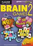 Brain Games 2 (PC-CD) Including 4 Games : Nomi, 3D Marble Flip, Zan & Super Rows (輸入版)