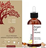 Aceite Puro de Argán. Ecológico y Prensado en Frío. Oro Líquido de Marruecos para Cabello, Piel y Uñas. 100 ml
