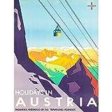 Wee Blue Coo Travel Tourism Austria Winter Sport Ski Lift