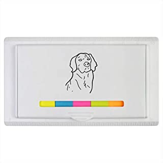 'Dog' Sticky Note Ruler Pad (ST00001869)