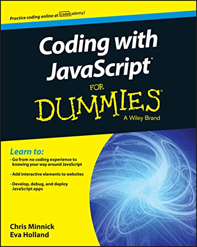 Coding with JavaScript FD (For Dummies)