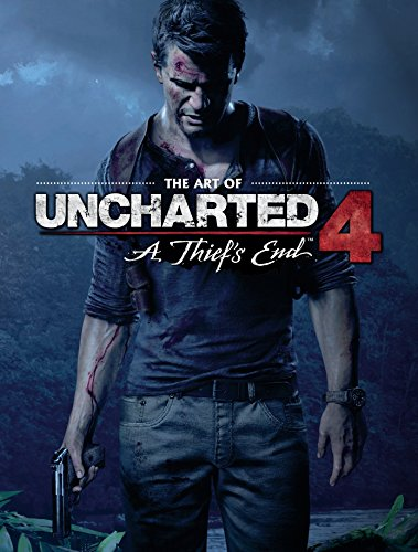 The Art of Uncharted 4: A Thief