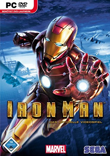 SEGA Iron Man, PC - Juego (PC, DEU)