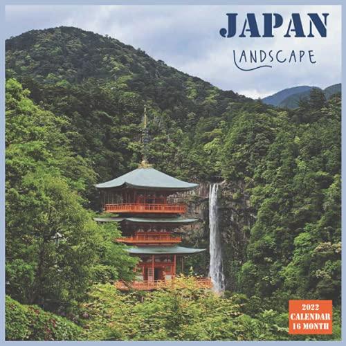 Compare Textbook Prices for Japan Landscape Calendar 2022: Official Japan Calendar 2022, 16 Month Calendar 2022  ISBN 9798540201636 by Japan Calendar