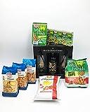 IDEA REGALO FESTA DEL PAPÀ 2021 Mastri Birrai Golden Monkey + Patatine San Carlo Più Gusto + Fatina Snack Mexican , Arachidi Paprika, Rice Crackers + Cameo Arachidi Tris
