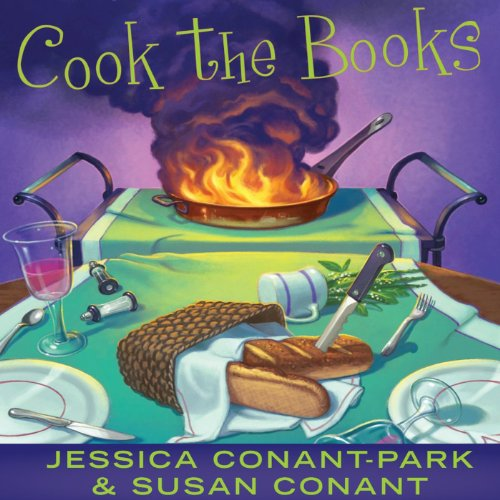 Cook the Books     A Gourmet Girl Mystery, Book 5              By:                                                                                                                                 Jessica Park,                                                                                        Susan Conant                               Narrated by:                                                                                                                                 Kim McKean                      Length: 7 hrs and 3 mins     11 ratings     Overall 4.3