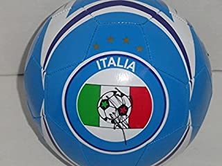 Mario Balotelli Autographed Signed Italy Soccer Ball World Cup Ac Milan Proof Futbol JSA COA - Certificate Included