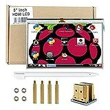 Stutu 5 Inch Touch Display for Raspberry pi 3,pi 2 and Banana Pi