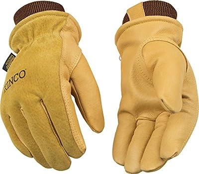Kinco Lined Pigskin Gloves