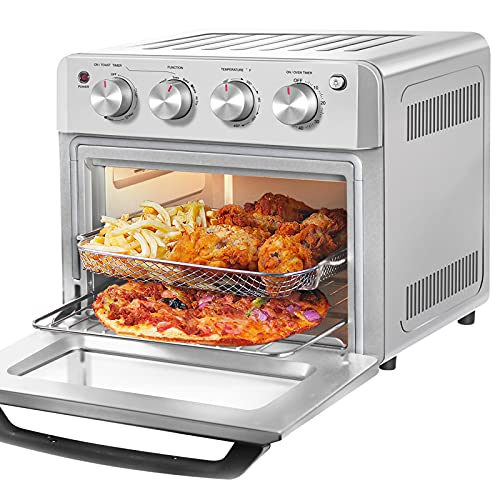 Large Air Fryer Toaster Oven 19 QT