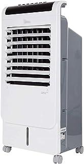 Aire acondicionado portátil -7L gran tanque de agua de la capacidad, de doble temperatura y fría, protección de la escasez de agua, hogar controlar a distancia silencio temporización humidificación eq