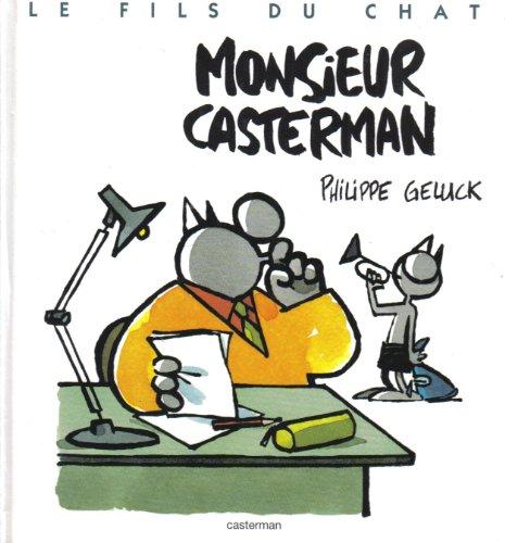 Le Fils du Chat, tome 4 : Monsieur Casterman