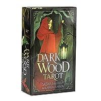神のカードのタロットテーブルオラクルカードパーティーホリデーギフトゲーム魔法の運命占いカード