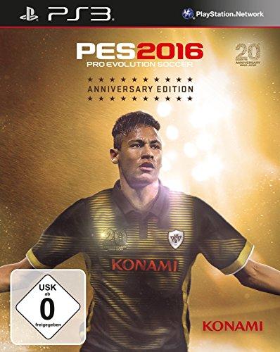 PES 2016 - Anniversary Edition [PlayStation 3]