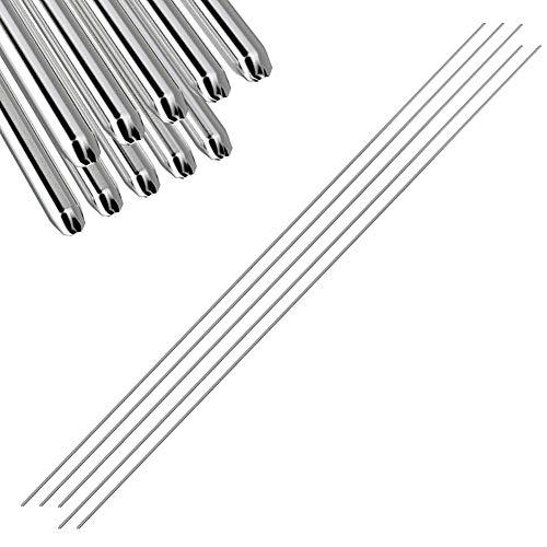 kebyy Easy Aluminum Welding Rods Low Temperature 5 10 20 50Pcs 1.6mm 2mm No Need Solder Powder