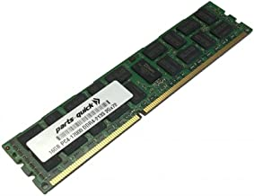 16GB Memory for Dell Precision Workstation 7810 T7810 DDR4 PC4-17000 2133 MHz RDIMM RAM (PARTS-QUICK BRAND)