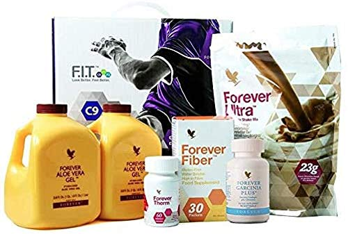 Forever Living Clean 9 - Kit di integratori per disintossicazione