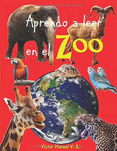 Aprendo a leer en el zoo