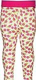 Playshoes Mädchen Legging Baby Blumen, Gr. 74 (Herstellergröße: 74/80), Mehrfarbig (original 900)