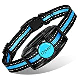 Uysocr Dog Bark Collar,Bark Collar for Small Dogs 5-15lbs Rechargeable, Bark Collar for Medium Large Dogs Waterproof,Automatic Humane Dog Training No Pain, No Electric Shock