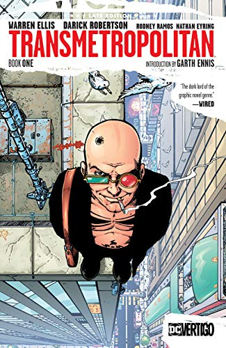 Transmetropolitan Book One (English Edition)