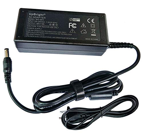 AC Adapter Charger, Compatible with Harman/Kardon DT19V-2C-DC Invoke Voice-Activated Speaker