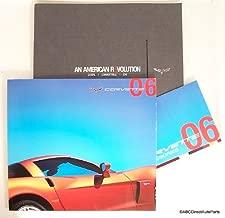Best 2006 corvette brochure Reviews