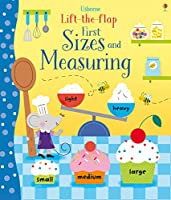 Lift-the-Flap First Sizes and Measuring (Lift the Flap)