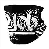 Photo de Lsjuee Yo-B Bande Logo Visage Chapeaux Magiques Variété Écharpe Bandeaux Bandana Cou Guêtre