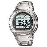 [カシオ] 腕時計 ウェーブセプター 電波時計 WV-58DJ-1AJF メンズ シルバー
