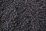 Schwarztorfgranulat, Torfgranulat, 3,5-8,0 mm, 5 l, incl. Filternetz (EUR 3,99 je Liter), geeignet für Aquarium und Teich