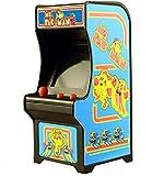 Tiny Arcade Kleinste der Welt - Ms. Pac-Man Arcade-Spiel - Funktioniert! (8.9x4.45x4.45 cm)